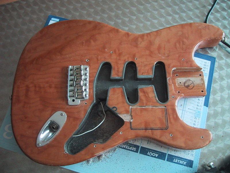 guitare o'scannell